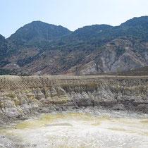 Der Stefanos-Krater