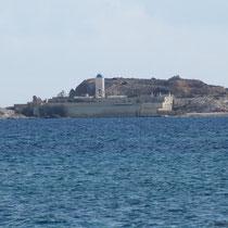 Agios Georgios - die Ventouris-Insel
