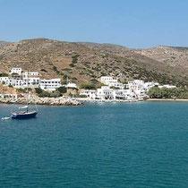 Alopronia - der Hafen