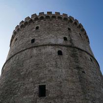 Wieder am Weißen Turm