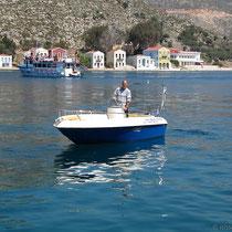 Lieber eine Bootsfahrt