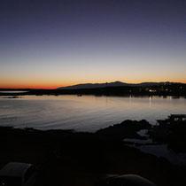Der letzte Sonnenaufgang ....