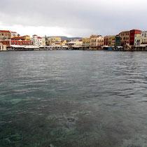 Die Uferfront