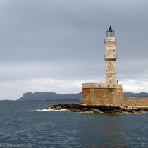 Leuchtturm und Akrotiri