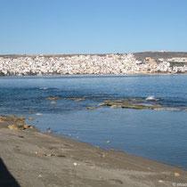 Küste bei Petras...