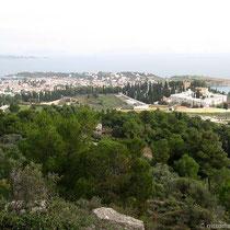 Ortsteil Pityoussa