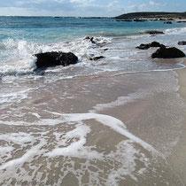 Sonne, Sand und mehr Meer