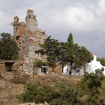 Kea: Der Turm von Agia Marina