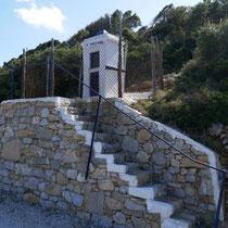 Nikolaos-Kapelle - größer ist nicht.