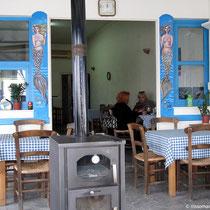 Taverne in Koutsouras