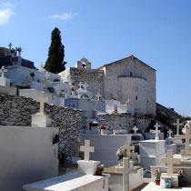 Kea: Ioulis Friedhof