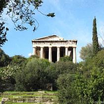 Hephaistos-Tempel,..