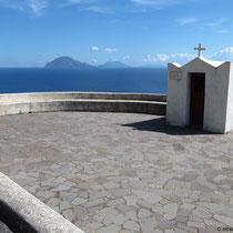 Panoramaaussicht bei San Giuseppe