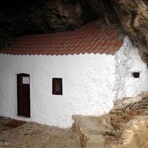Kreta: Kapelle Agios Antonios in Chora Sfakion