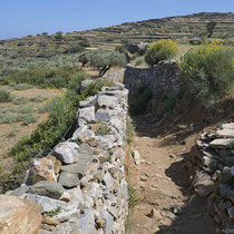 Entlang der Mauer