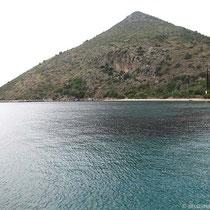 Der Berg Aetos