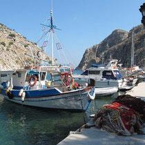Fischer- und Vergnügungsboot
