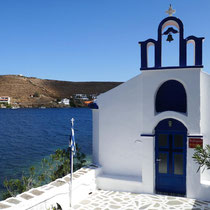 ... zur Kapelle Agios Stefanos