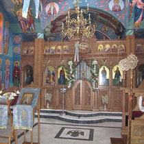 In der Agios-Dimitrios-Kirche