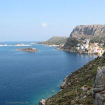 Am Küstenweg nach Agios Stefanos