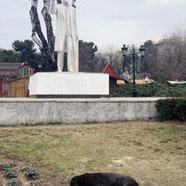 Denkmal mit Und