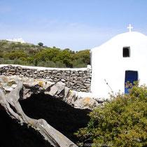 Kloster Agios Theologos und Agia Varvara