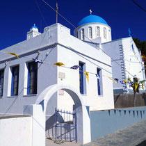 Kirche Panagia Zoodochou Pigis in Kato Petali