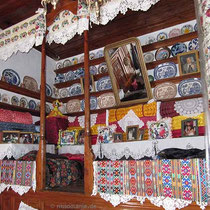 Traditionelles karpathiotisches Haus