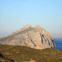 Anafi: Der Kalamos-Felsen