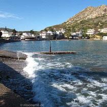 Die Bucht von Emborios