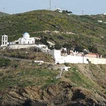 Agia Triada auf Fourni
