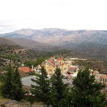 Volissos: Agios Giorgios
