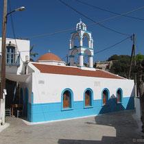 Die Kirche von Emborio