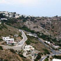 Megalo Chorio und Agios Georgios