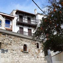 ... in Skopelos-Stadt