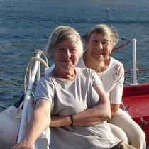 Karpathos: Meine Reisebegleiteinnen
