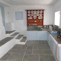Küche zur freien Verfügung