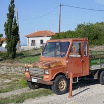 Landwirtschaftliches Fahrzeug Marke Dimitra