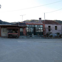 Am Ziel: Taverne Dounias