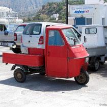 Nisyros - das Dreirad-Paradies
