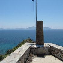 Denkmal Hubschrauberabsturz 2003