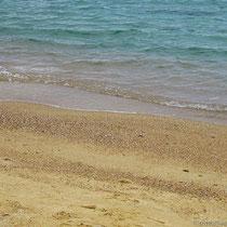Schöner gelber Sand