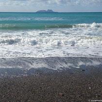 Da schwimmen die Paximadia-Inseln