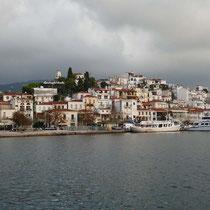 Skiathos-Stadt