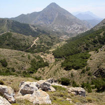 Karpathos: Auf dem Weg nach Olymbos