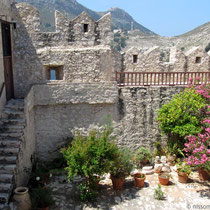 Innenhof des archäologischen Museums