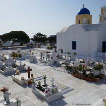 Richtiger Friedhof
