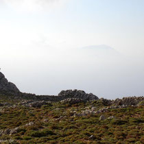 Chalki: Blick nach Tilos