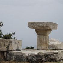 Antiker Altar?