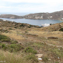 Die Bucht von Gialos